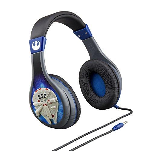 Star Wars Millennium Falcon Kopfhörer mit Kid Safe Technologie–Star Wars