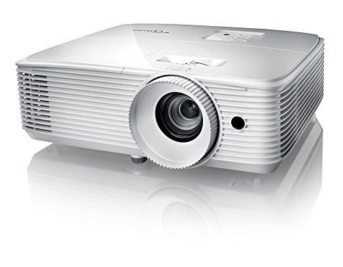 Optoma HD27e 1080P 3200 Lumens Projector - White