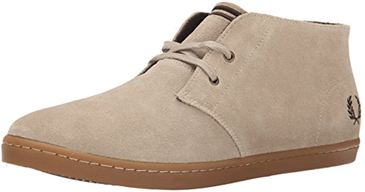 Fred Perry Herren Byron Mid Oxfords