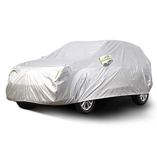WZC Giocattoli educativi, giocattoli per auto telecomandati , Modellino Subaru Forester Fuoristrada Suv Coprimodellino Protezione solare Protezione da pioggia e neve Antigelo Ispessimento Caldo Quatt