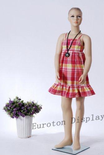 Euroton Kinderpuppe Schaufensterpuppe Mannequin Mädchen Girl-12 146cm -
