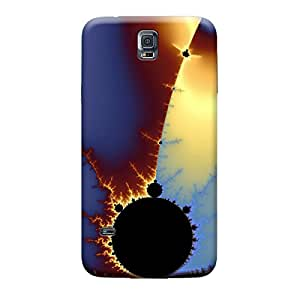 CaseLite Premium Printed Mobile Back Case Cover With Full protection For Samsung S5 (Designer Case)