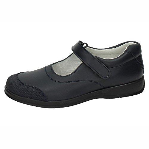 Petit SER 8029P Zapato COLEGIAL Piel NIÑA Zapato COLEGIAL Marino 37