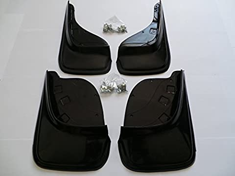 Bavette Toyota - BAVETTES 4 pieces: 2xAvant + 2xArriere, 100%