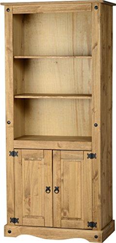 corona-2-door-bookcase