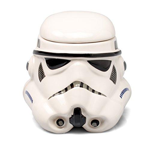 Star Wars STAR285 Storm Trooper 3D-Keramiktasse (12 x 14 x 15 cm)