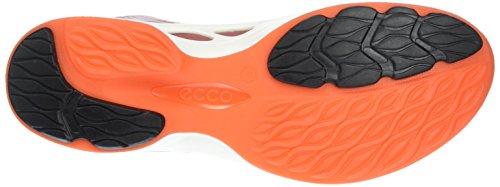 ECCO Biom Fjuel, Scarpe Sportive Outdoor Donna Rosso (50312petal Trim/rose Dust/coral Blush)