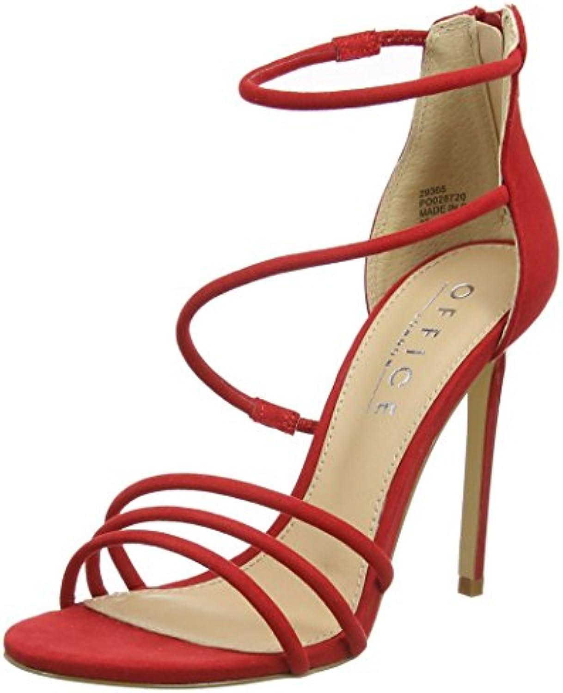 Office Harness W, Scarpe con Cinturino alla Caviglia Donna | | | Colori vivaci  d8fef8
