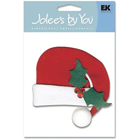 Jolee's By You Santa Hat Dimensional