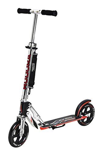 HUDORA - HUDORA Big Wheel RX 205, schwarz/rot