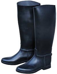 Bottes/bottes d'équitation pour enfant youngster/fußeinlagesohle bottes d'équitation pour enfant avec supports pour étriers