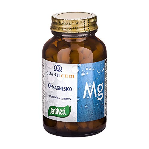 Quelato Magnésico de Santiveri (55 grs - 88 comprimidos)