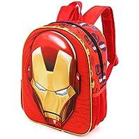 Karactermania Iron Man Armour-Sac à Dos 3D (Petit) Mochila Infantil 31 Centimeters
