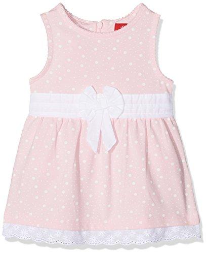 s.Oliver Baby-Mädchen Kleid 59.805.82.2900, Pink (Light Pink AOP 41b0), 68