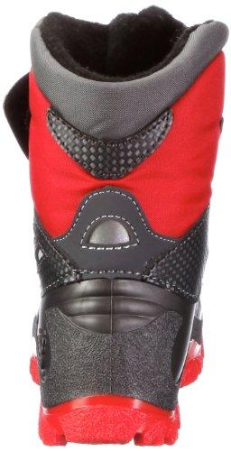 Nora Trucker 78106, Stivali unisex bambino Rosso (Rot (Rot 12))