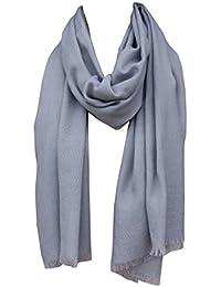 Amazon.fr   Rose Poudré - Echarpes   Echarpes et foulards   Vêtements c84e974a579