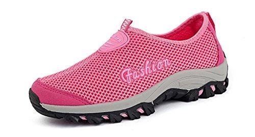 Eagsouni Unisex-Adulto Malla Transpirable Zapatillas/Zapatillas De Deporte/Zapatos del Ocio/Peso Ligero Running Zapatillas Verano