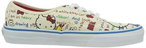 Vans Authentic, Baskets mode homme Multicolore