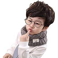 Upstore Unisex Kinder Schal/Halstuch, gestrickt, gestrickt, für den Winter, warm, für Kleinkinder, Jungen, Mädchen, Kragen