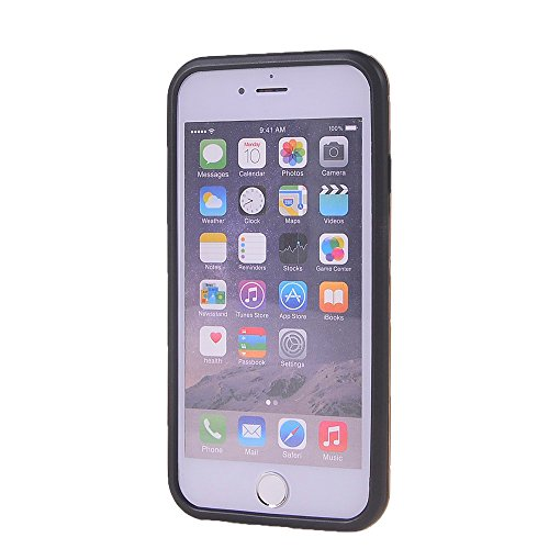 iPhone 6 6S h¨¹lle,COOLKE [Goldene] Sto?fest Doppelschutz Duty Schutzh¨¹lle mit St?nder Cover Case f¨¹r Apple iPhone 6 6S (4.7 inch) Goldene
