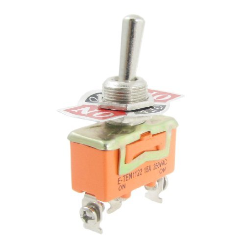 Water & Wood 2 Pcs AC 250V 15A ON/OFF/ON 3