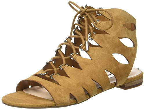 Guess Damen Rosela Pumps, Braun  (Medium Natural), 36 EU