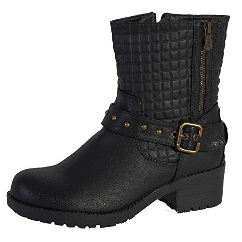 Chaussures Xti Sra C Mod 27201 Noir Noir