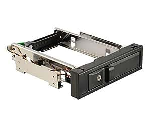 Enermax EMK5101-U3 Rack mobile pour Disque dur externe Noir