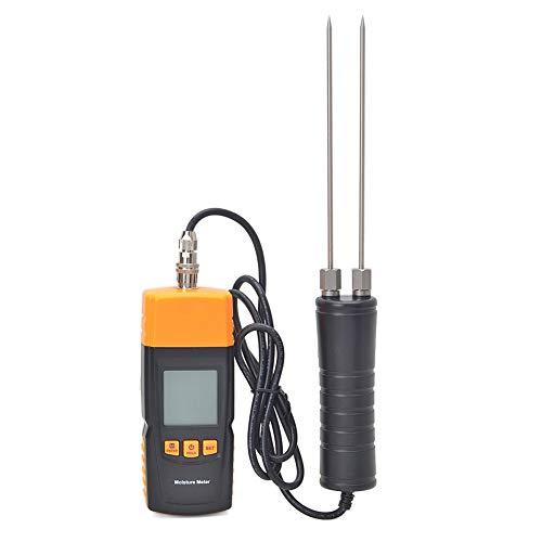 PinShang GM620 SCM Feuchtigkeitsmessgerät für Holz mit LCD-Display