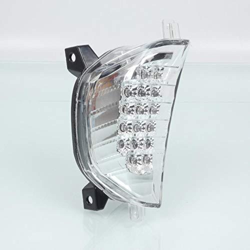 Clignotant avant droit blanc LED pour Forza (08)