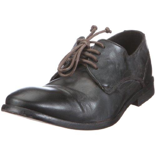 Hudson dylan 4603010, Scarpe eleganti uomo, Nero (Schwarz/black), 43