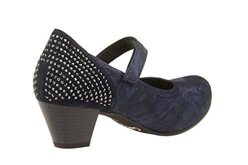 Gabor 66.149.36, Scarpe col tacco donna Blu scuro