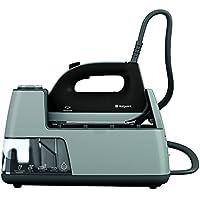Hotpoint Power Perfection Premium Iron, 2800 W, 5.5 Bar, Black/Grey
