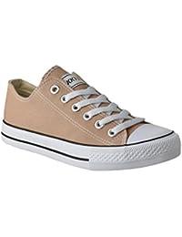 Elara - Zapatillas deportivas unisex, calzado deportivo cómodo para hombre y mujer, material textil, 36-46, color Multicolor, talla 38 EU