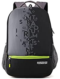 15b6c6c71e75 American Tourister 32 Ltrs Black Casual Backpack (AMT Fizz SCH Bag 02 -  Black)