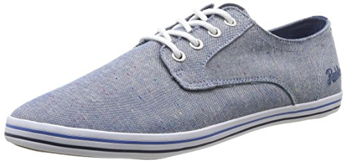 Redskins Inzo, Herren Sneakers Blau (bleu)