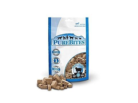 PureBites Dog Lamb Liver Freeze Dried Natural Healthy Nutritious Treats 3.35oz