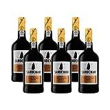 Portwein Sandeman Tawny - Dessertwein - 6 Flaschen