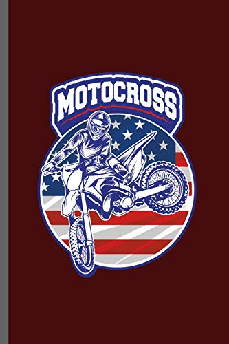Motocross: Motorcycles Dirt Bike Bikers Riders Racers Motocross Racing Extreme Sports Gift (6