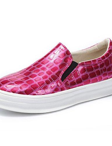 Sapatos Materiais Azul Ssig B¨¹ro Vermelho Zq 5 Rodada Cn38 5 Salto Uk5 Eu38 De Mulheres Preto Baixos Sapato Calçados Cinza L Liso us7 f6Eq0qW