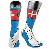 Nitra Coat of Arms Unisex The-Calf Socks Crew Socks Funny Sock Socks