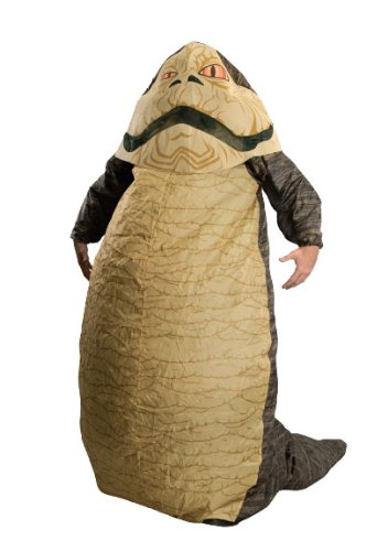 Rubies Deutschland 3 888746 - Jabba the Hutt, inflatable Costume
