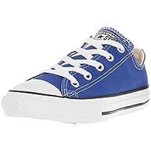 Converse Kid 's Chuck Taylor All Star Estacional Ox Fashion–Camiseta de zapatilla