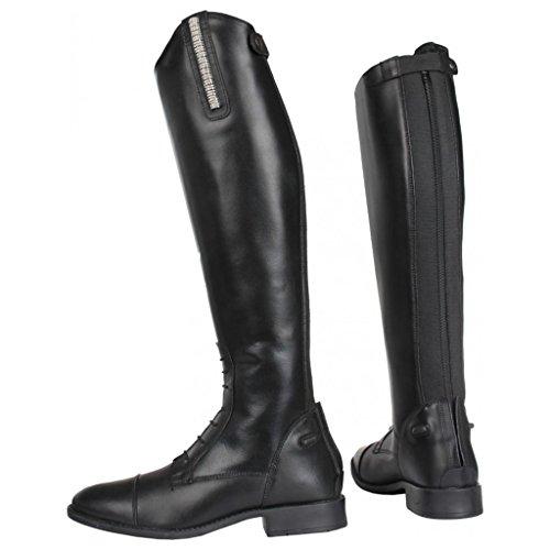 Stivali da equitazione stivali Ambra adulto Black