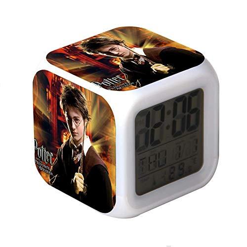 LED Tech Reloj Despertador electrónico