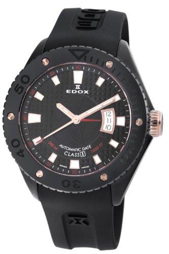 Edox Men's 80078 357RN NIR Class 1 Automatic Watch