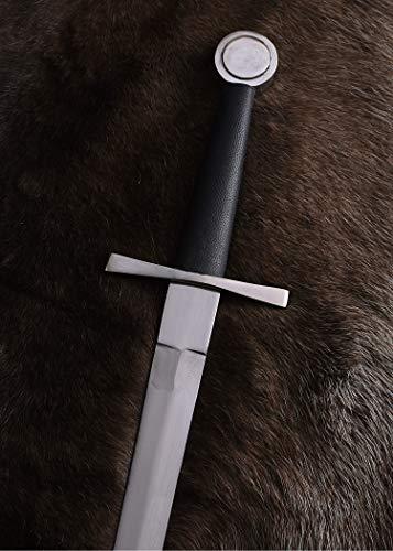 Mittelalterlicher Einhänder Schwert, handgeschmiedet, 97,5 cm medieval sword – Echt Metall - 3