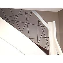 Diseño Element Para Escaleras, barandilla, raumtrenner, escaleras barandilla, cinta de goma, cuerda de adorno