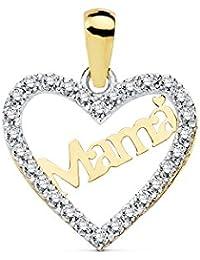 3e3f3003b559 Amazon.es  MAMA - Oro amarillo  Joyería