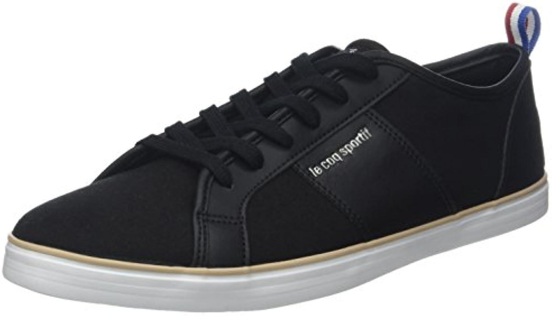Le COQ Sportif Carcans Sport Black, Zapatillas para Hombre